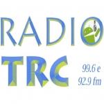 Logo da emissora TRC 92.9 FM