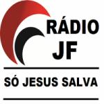 Logo da emissora Rádio JF Só Jesus Salva