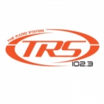 Logo da emissora TRS 102.3 FM