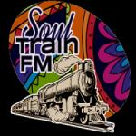 Logo da emissora Soul Train FM