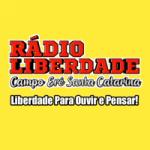 Logo da emissora Radio Liberdade Campo Erê