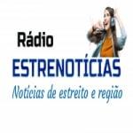 Logo da emissora Rádio Estrenotícias