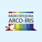 Logo da emissora Rádio Difusora Arco Íris 900 AM