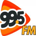Logo da emissora Rádio 99 FM Nova Andradina