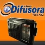 Logo da emissora Rádio Difusora Celeiro 1350 AM