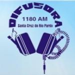 Logo da emissora Rádio Difusora 1180 AM