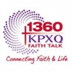 Logo da emissora KPXQ 1360 AM FAITH TALK