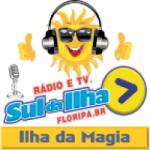 Logo da emissora Rádio e TV Sul Da Ilha Floripa