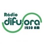 Logo da emissora Rádio Difusora Caxiense 1250 AM