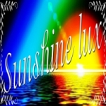 Logo da emissora Rádio Sunshine Lux