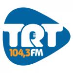 Logo da emissora Rádio TRT 104.3 FM