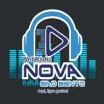 Logo da emissora Web Rádio Nova