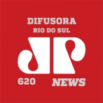 Logo da emissora Rádio Difusora Jovem Pan News 620 AM