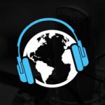 Logo da emissora Rádio Dimensão 98.1 FM