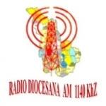Logo da emissora Rádio Diocesana 1140 AM