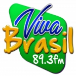 Logo da emissora Rádio Viva Brasil 89.3 FM