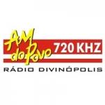 Logo da emissora Rádio Divinópolis 720 AM