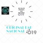 Logo da emissora Web Rádio Original Rap Nacional