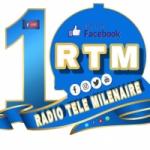 Logo da emissora Radio Tele Milenaire 98.5 FM