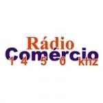 Logo da emissora Rádio do Comércio 1450 AM