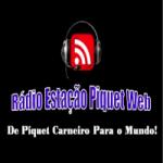 Logo da emissora Radio Estação Piquet Web