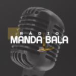 Logo da emissora Rádio Manda Bala Itajaí