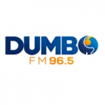 Logo da emissora Rádio Dumbo 96.5 FM