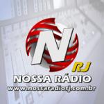 Logo da emissora Nossa Rádio RJ