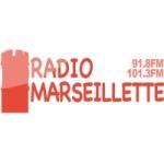 Logo da emissora Marseillette 101.3 FM