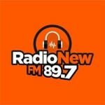 Logo da emissora Radio New 89.7 FM