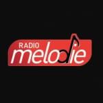 Logo da emissora Melodie 102.7 FM