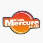 Logo da emissora Radio Mercure 93 FM