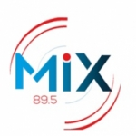 Logo da emissora Mix 89.5 FM