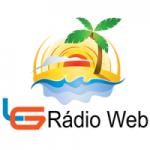 Logo da emissora LG Rádio Web