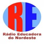 Logo da emissora Rádio Educadora do Nordeste 950 AM