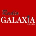 Logo da emissora Radio Galaxia 99.9 FM