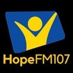 Logo da emissora Radio Hope 107.0 FM