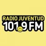 Logo da emissora Radio Juventud 101.9 FM