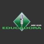 Logo da emissora Rádio Educadora Marechal 630 AM