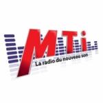 Logo da emissora MTI 95.7 FM