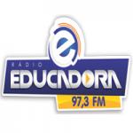 Logo da emissora Rádio Educadora 97.3 FM