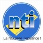 Logo da emissora NTI 93.4 FM