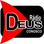 Logo da emissora Web Rádio Deus Conosco