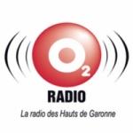 Logo da emissora O2 Radio 91.3 FM