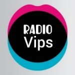 Logo da emissora Rádio Vips