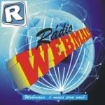 Logo da emissora Rádio Gospel Web Mais