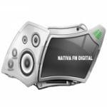 Logo da emissora Nativa FM Digital