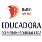 Logo da emissora Rádio Educadora 560 AM