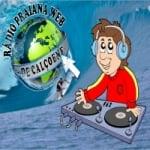 Logo da emissora Rádio Praiana Web