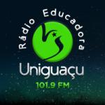 Logo da emissora Rádio Educadora 101.9 FM